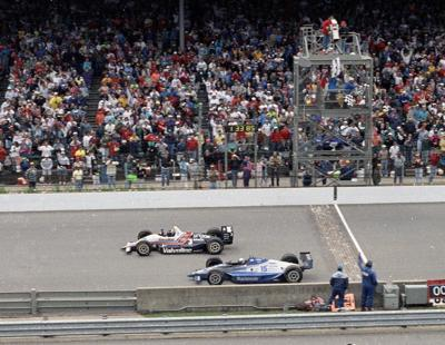 Indy 500 Auto Racing