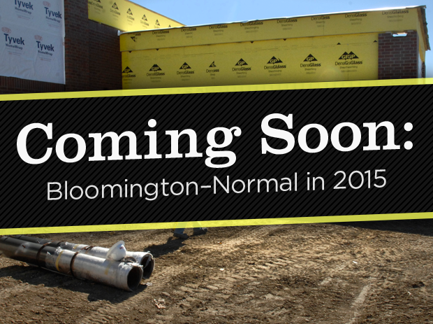 Restaurants, stores, and more planned for 2015 and beyond