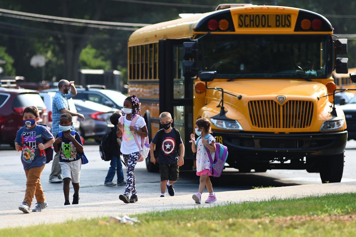 Portage Township Schools masks