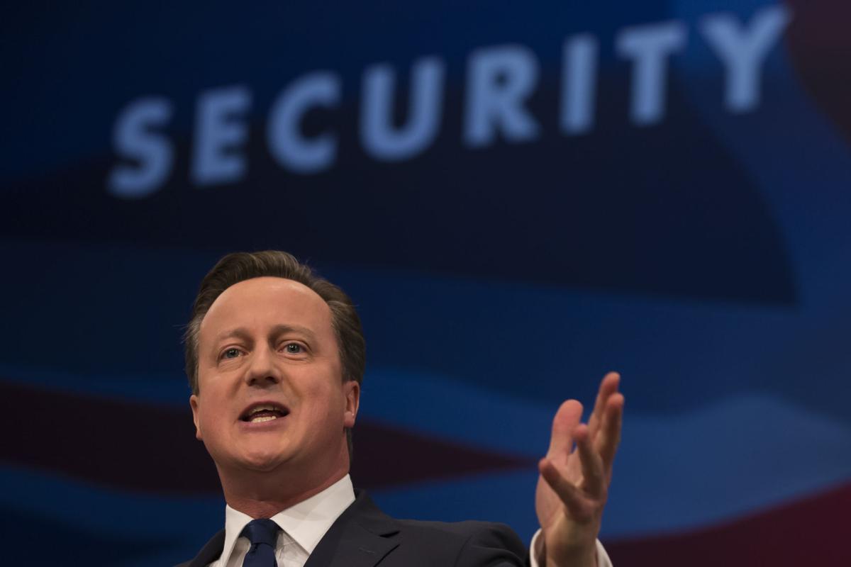 Birthday: David Cameron