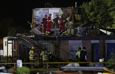 At least 2 dead after likely tornado roars through Oklahoma town