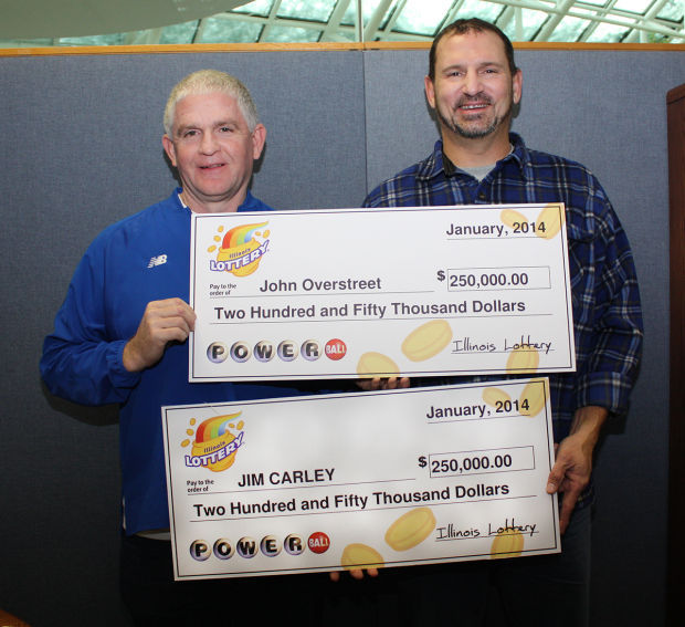 Paxton lottery winners