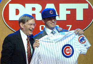 D'Rays take Price No. 1; Cubs get high schooler Vitters