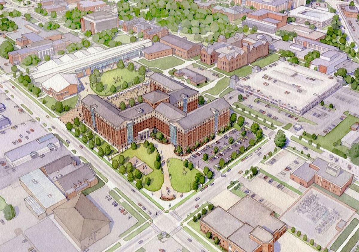 Illinois State University housing plan progressing; fall 2022 target for opening