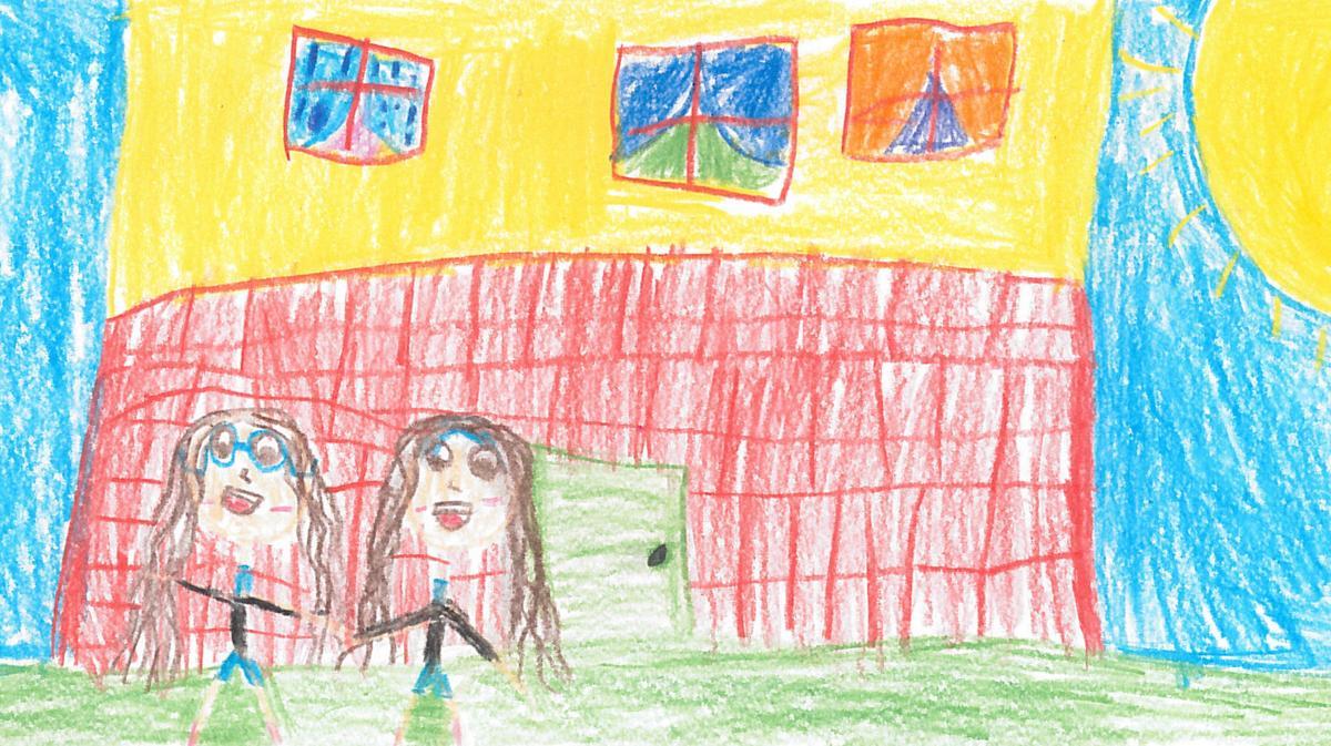 Kendal Skelton-Doty, grade 3, New Holland-Middletown
