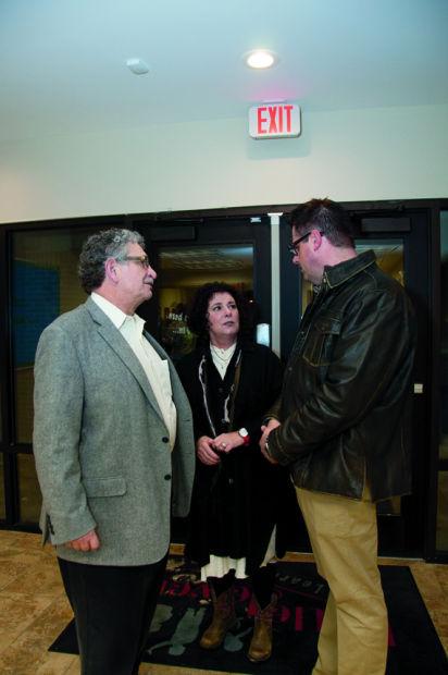 Jim and Debi Grossman, Greg Cook