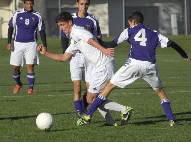 U High v BHS Regional Soccer