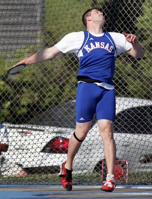 NCHS graduate to compete at NCAA Div. I Track and Field Championships