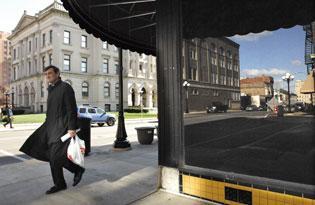 Survey: Downtown needs balanced mix of business