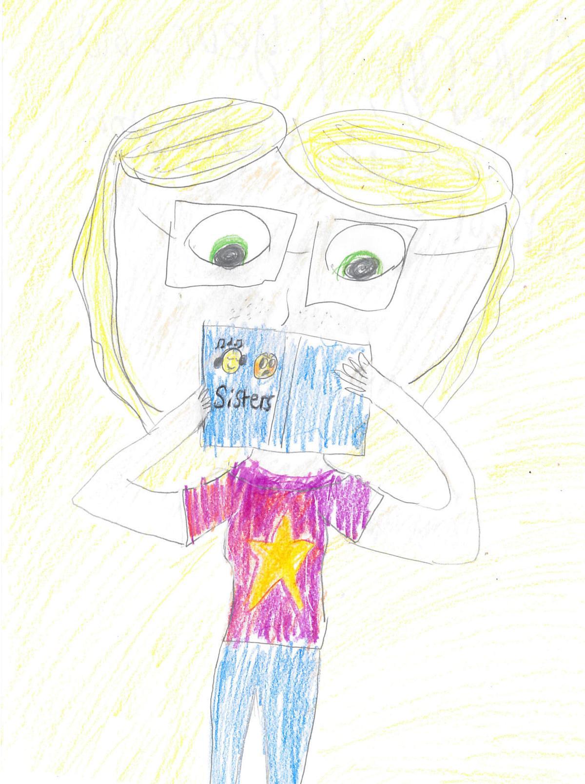 Avery Rowsey, grade 4, Washington