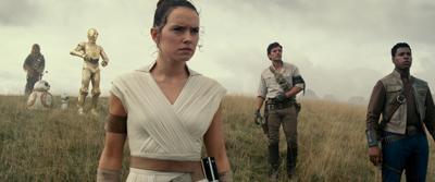 Star Wars Celebration-Episode IX Panel