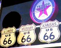 Route 66 on top 10 trip list