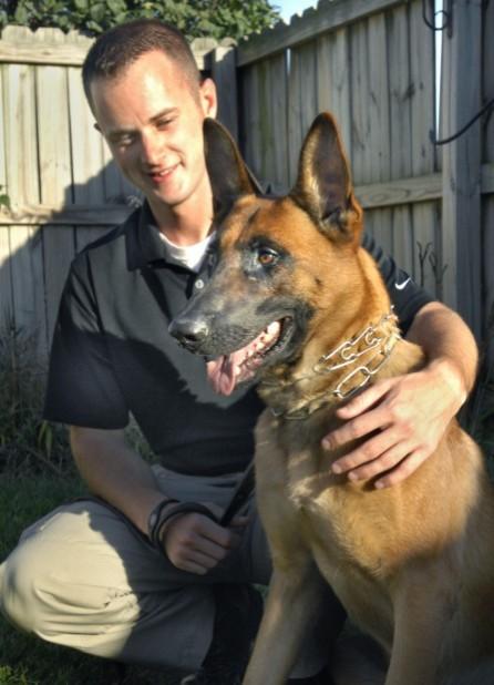 Sheriff S Dept Dog Jumps 60 Feet Off Parking Deck Local