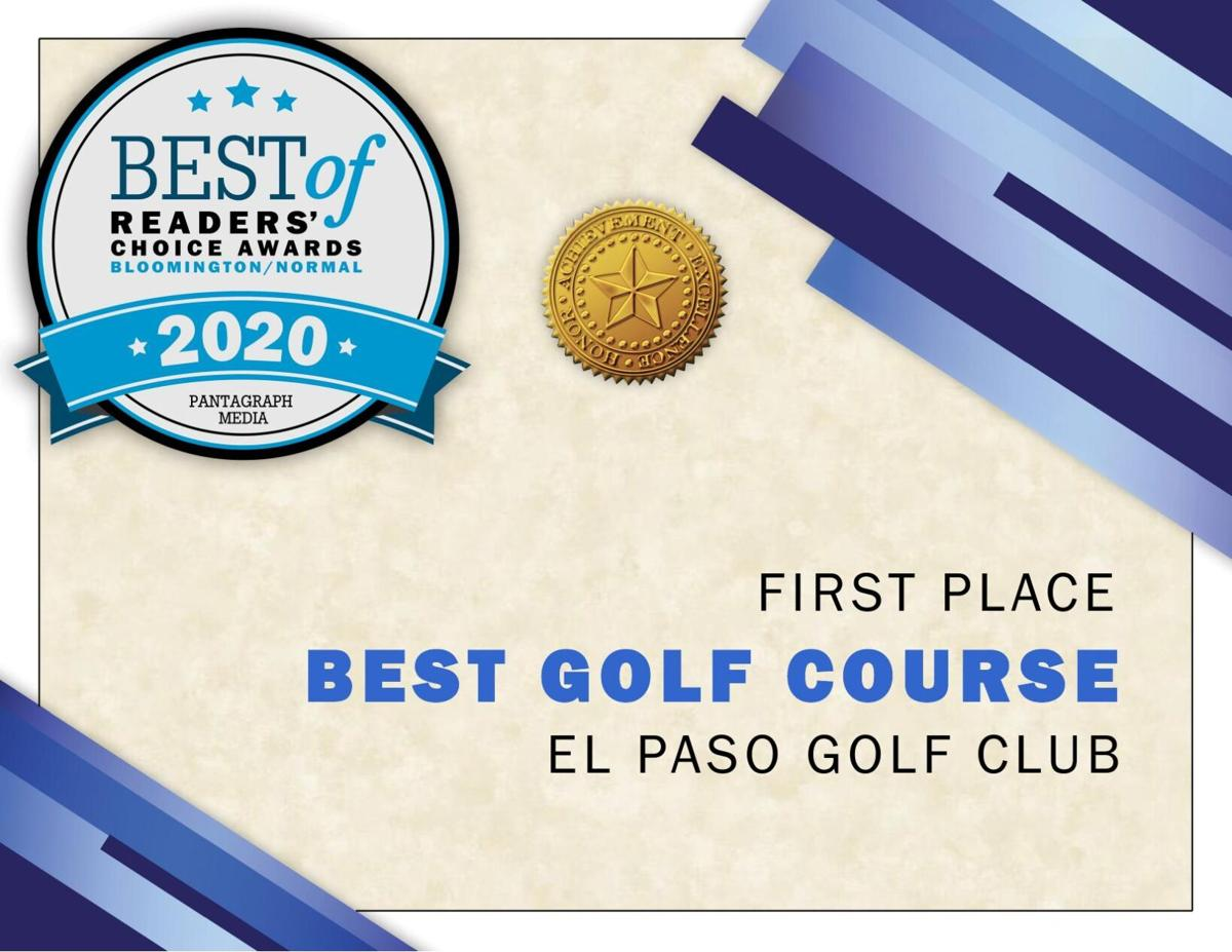 Best Golf Course