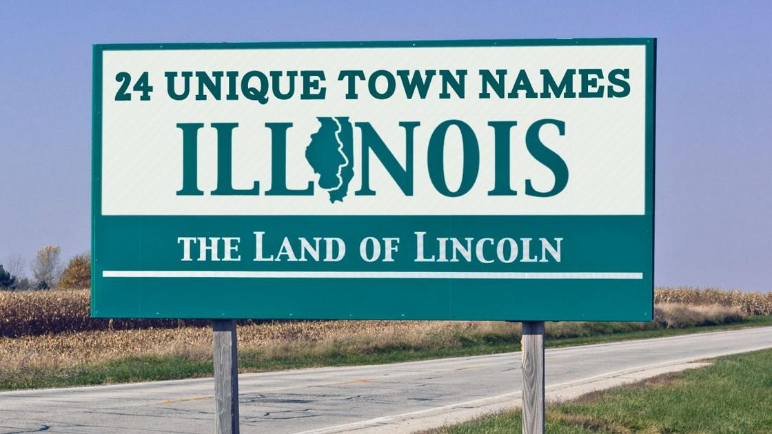 The 24 most unique town names in Illinois