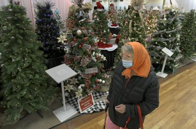 Watch now: Bloomington's annual Festival of Trees spreads holiday cheer in new location, online 🎄