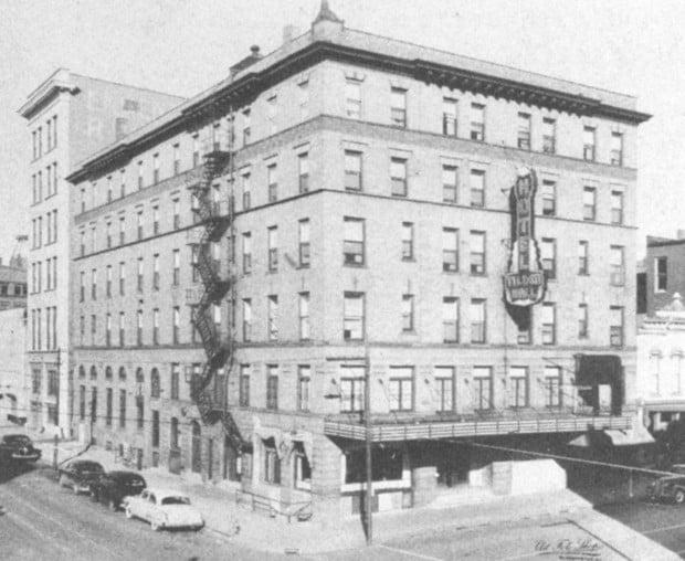 Tilden Hall Hotel Pfop