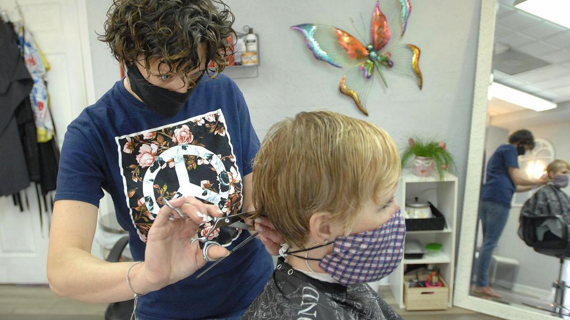 A fresh cut: Salons, barbershops and spas reopen under Phase 3