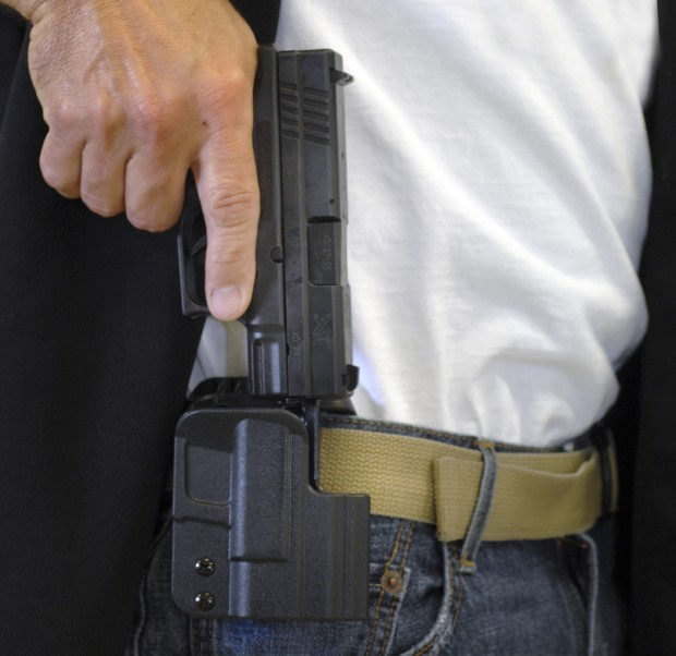 legalizing concealed weapons What are the concealed carry laws every state and washington, dc, allows concealed carry in some form, according to the law center to prevent gun violence  and there's also a legal.