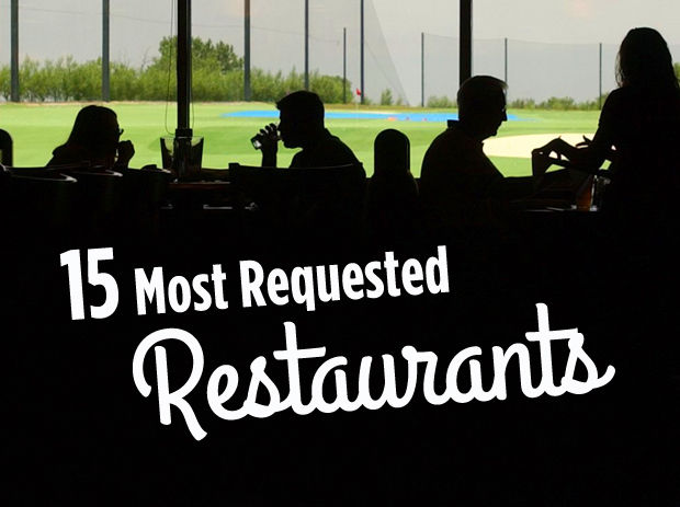 15 of Bloomington–Normal's most requested restaurants