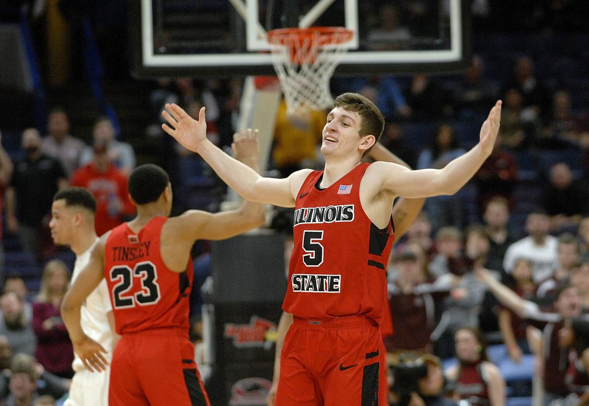 ISU hoops season over