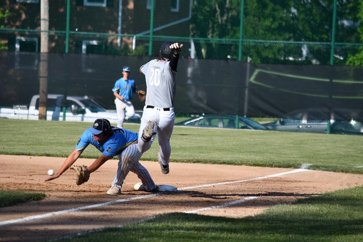 U High super sectional baseball