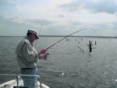 Fishing in Texas