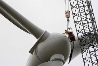 Are wind farm turbines making people sick? Some say yes