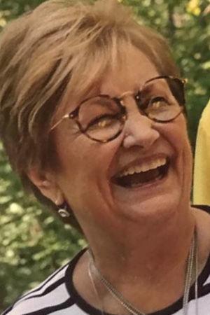 Patricia Joan Wright