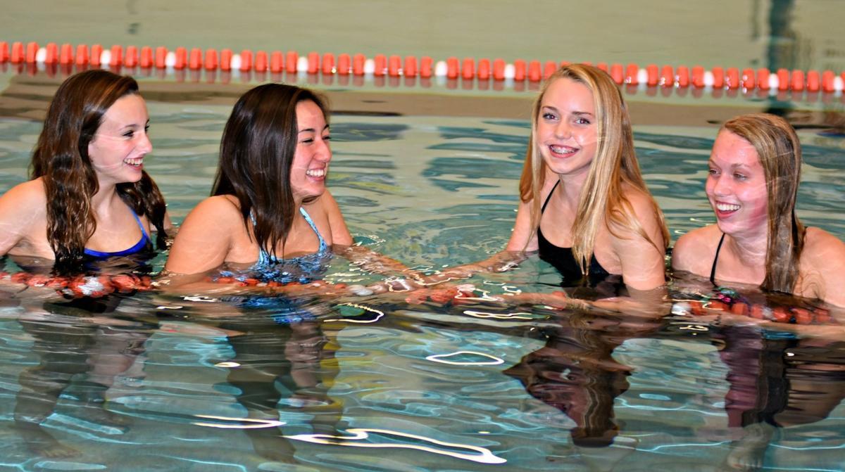 NCHS swim photo