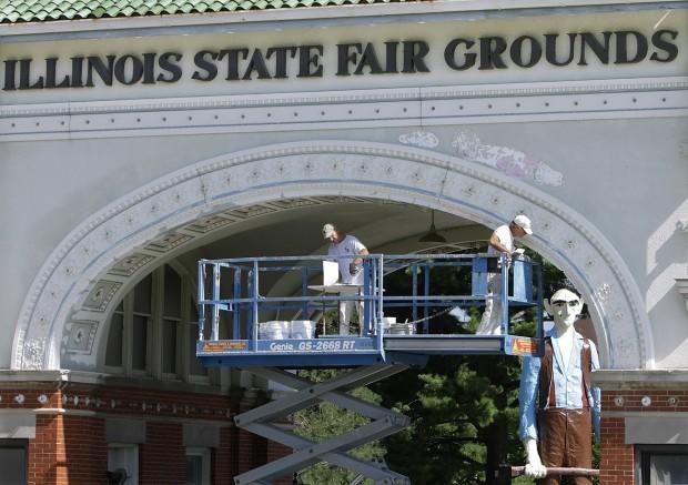 Illinois State Fair 2010 general use