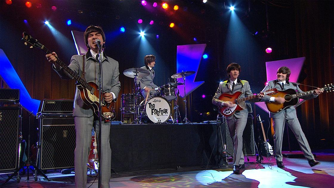 PLAYING NOW: 'The Book of Mormon,' Jordan Davis, The Fab Four, The Drifters