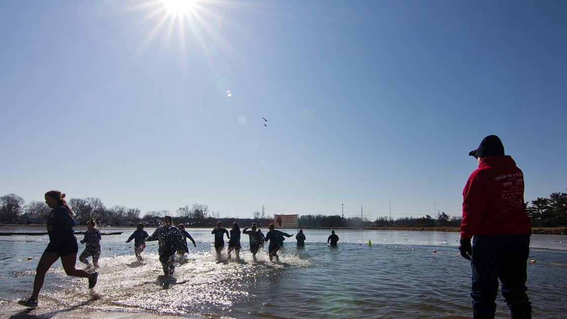 Polar Plunge participants raise money for Special Olympics Illinois