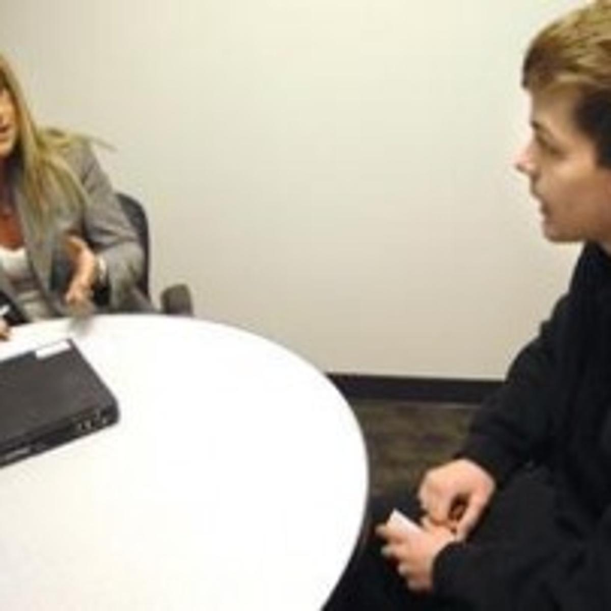 ISU Students Get Resume Help From State Farm