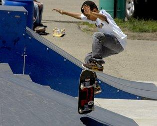 Skaters compete in local contests at O'Neil Park