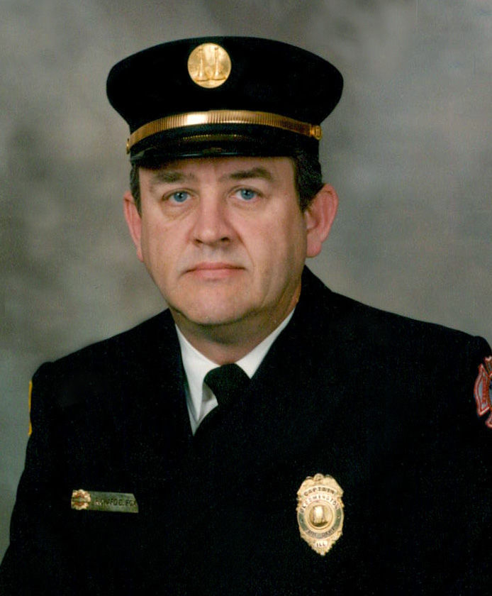 Richard David Fox