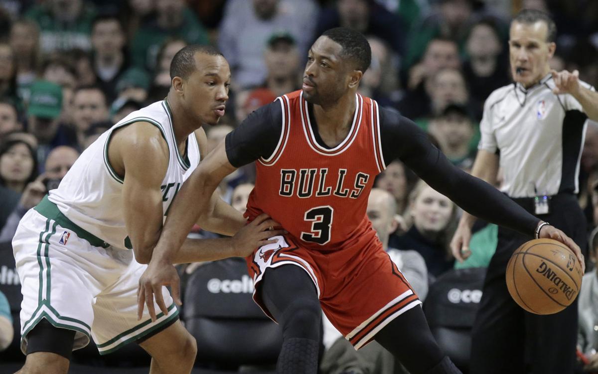Bulls Celtics Basketball