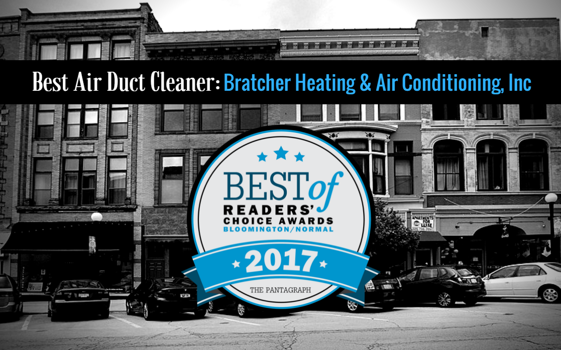 Best Air Duct Cleaner Bratcher Heating Conditioning Inc Pantagraph