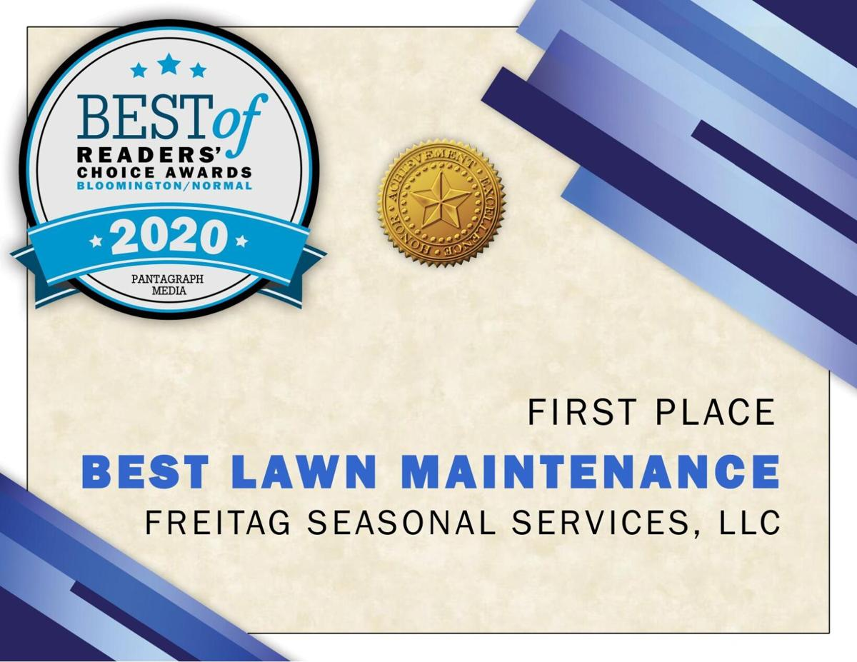 Best Lawn Maintenance