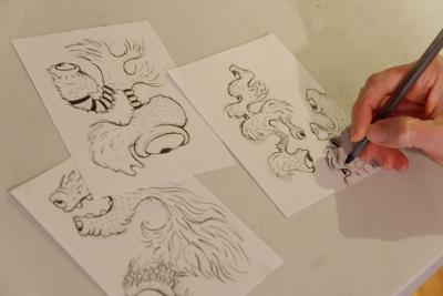 Scribble Doodles