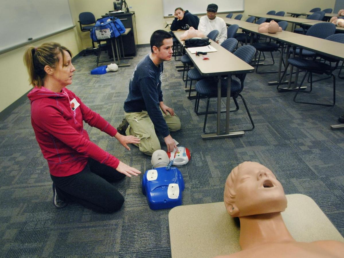 Potential heroes cpr class gives skills confidence to community potential heroes cpr class gives skills confidence to community 1betcityfo Image collections