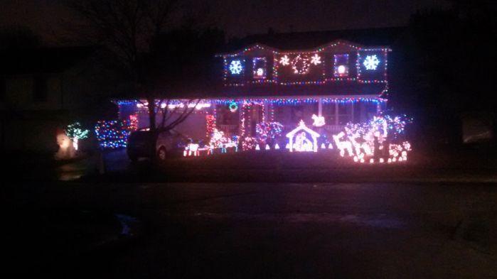 bloomington names christmas lights winners entertainment pantagraphcom
