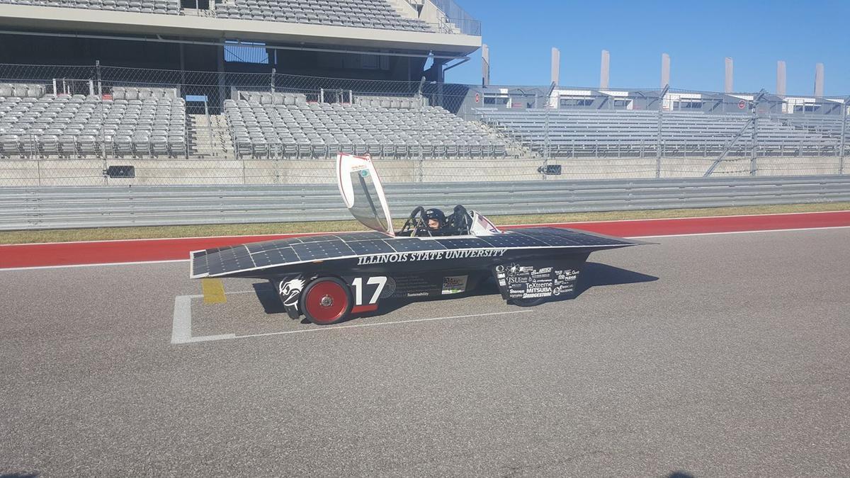 Solar Car Race Austin
