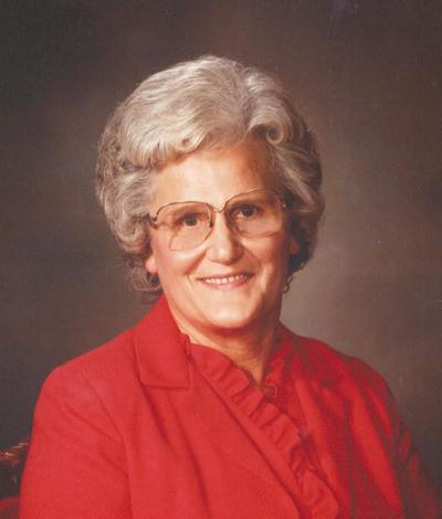 Dorothy Sauder obit