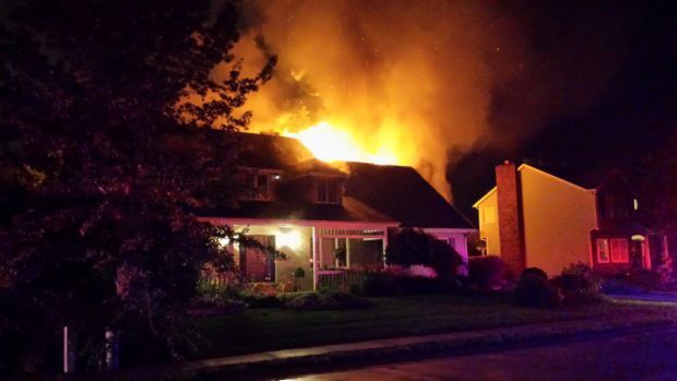 Edwardsville fire
