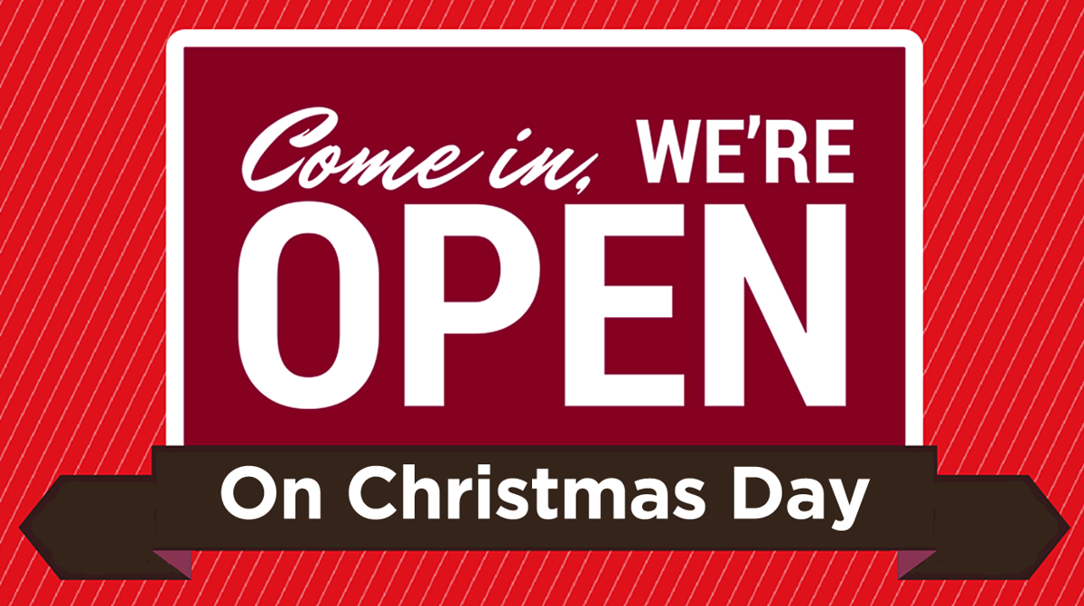 Open Christmas Day.B N Restaurants Open On Dec 24 25 Entertainment