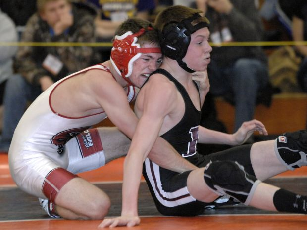 Class 1A Wrestling Sectional at Olympia 1