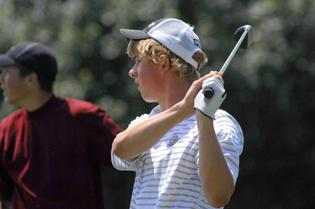 Youth Classic: Par for course good for Stauffer