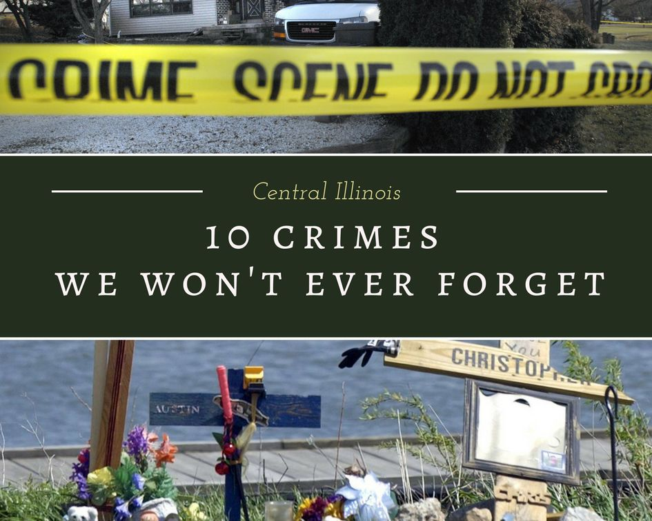 10 crimes we won't ever forget