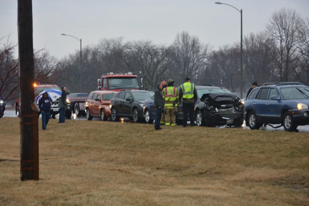 BPD: Veterans Parkway reopens after 7-vehicle crash   Local News